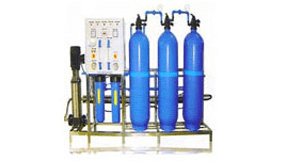 Boiler water Treatment Palnt
