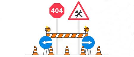 404 Error - Page Not Found!