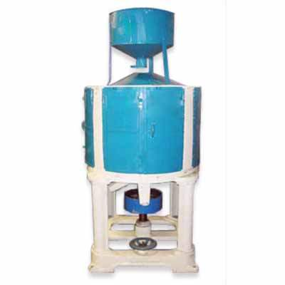 Cone Polisher Machine