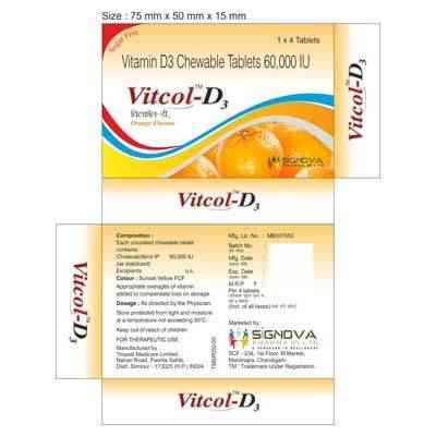 Vitcol D3
