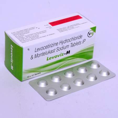 Levoviz M Tablets