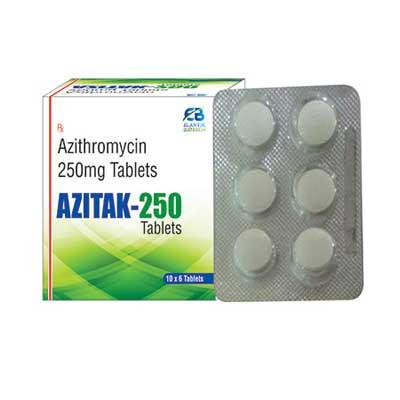 AZITAK 250