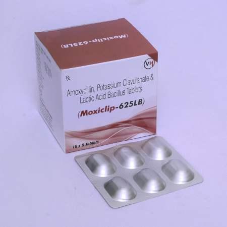 Moxiclip 625LB