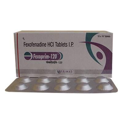 Fexoprime 120