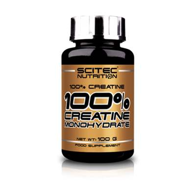 100% creatine  monohydrate 300gm