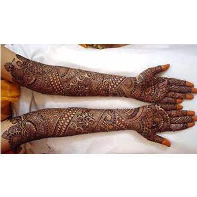 Bridal Mehndi services in Noida