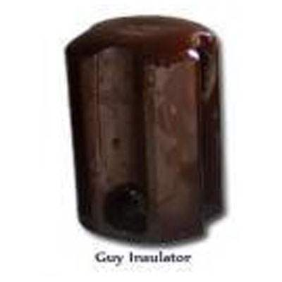 Electrical erection items-Guy insulators