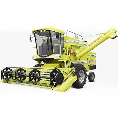 Self Propelled Combine Harvester 9100