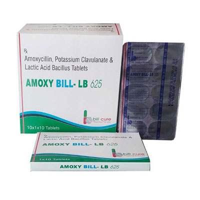 AMOXY BILL LB 625