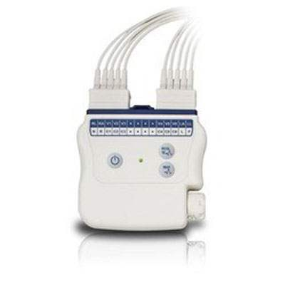 12 Channel Wireless ECG Machine