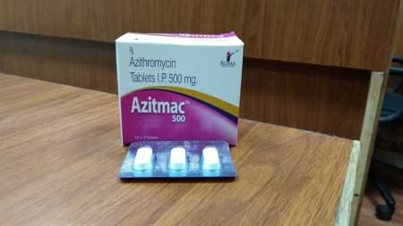 AZITMAC 500