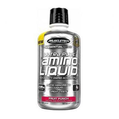 MUSCLETECH Liquid Amino