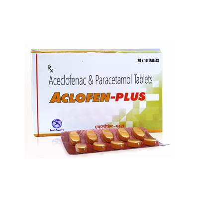 Aclofen Plus