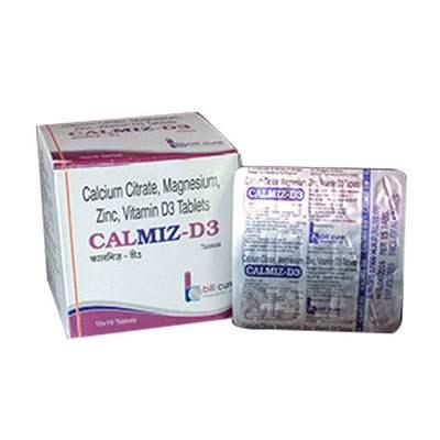 CALMIZ D3