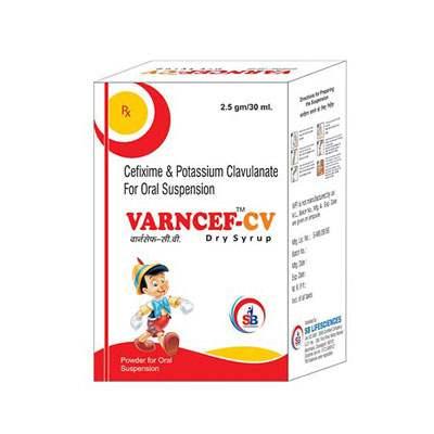 Varncef CV