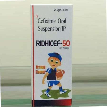 Ridhicef 50