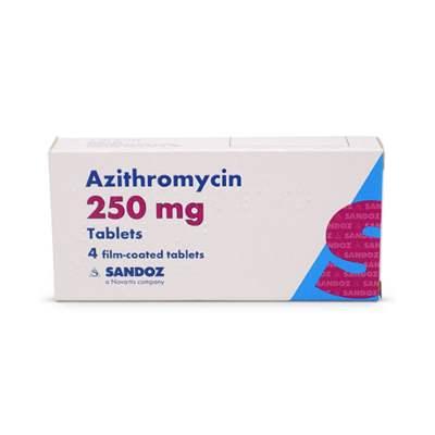 AZOMYCIN 250