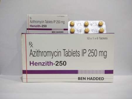 HENZITH 250