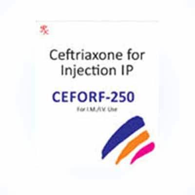 CEFORF 250