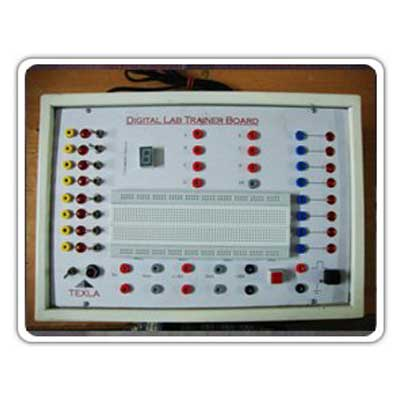 Digital and Analog Trainer Board