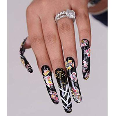 Nail Arts in Chandigarh