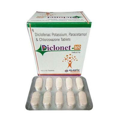 DICLOnet-MR