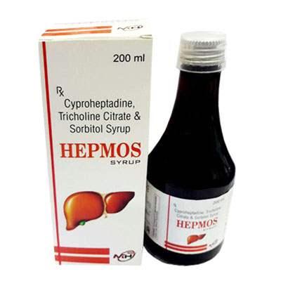 HEPMOS SYRUP