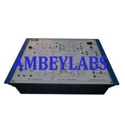 ANALOG OPTICAL FIBER COMMUNICATION TRAINER