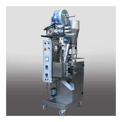 Vertical Pouch Packaging Machine