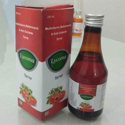 Lycoma Syrup