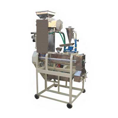 wheet seed cleaner machine