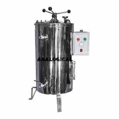 Autoclave and Sterilizers
