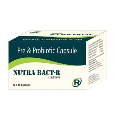 Pre And Probiotic Capsule