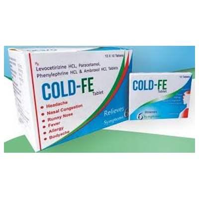 COLD FE