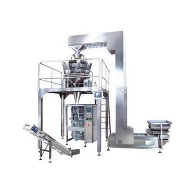 Multihead Powder Packing Machine