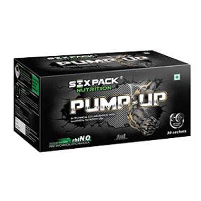 Six Pack Nutrition PUMP UP