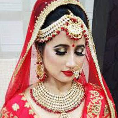 Bridal Makeup Services in Mohali