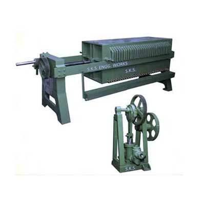 Filter Power Press