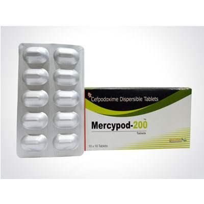 MERCYPOD 200