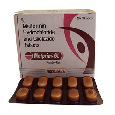 Metprim GL