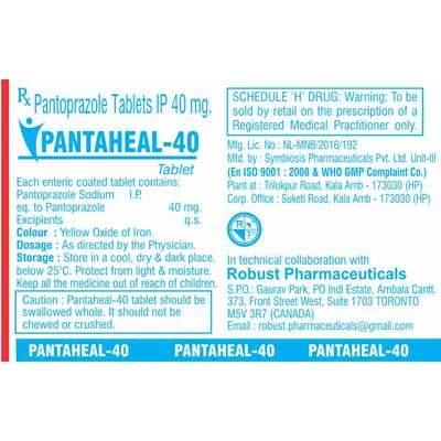 PANTAHEAL 40