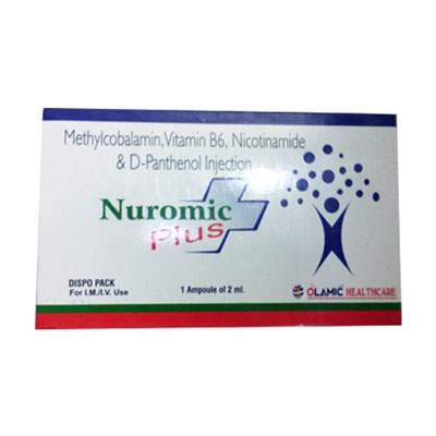Nuromic plus