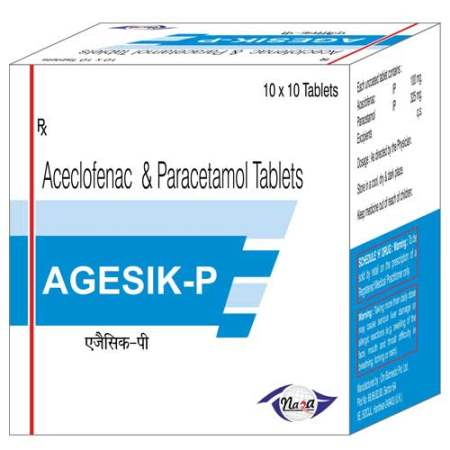 AGESIK P TABLET