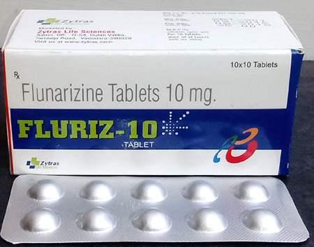 FLURIZ 10
