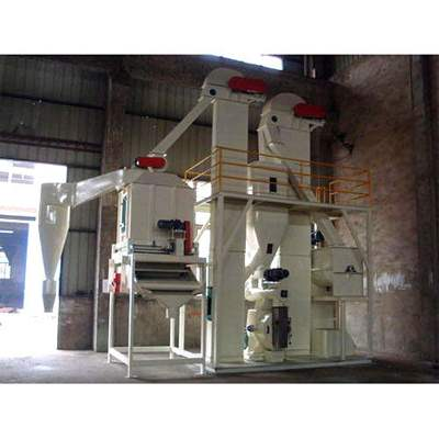 Cattle Feed Plant Machinery