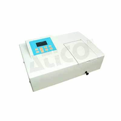 Advance UV Visible Spectrophotometer