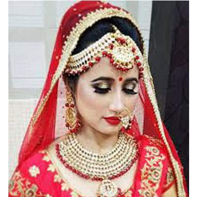 Bridal Makeup Services in Roorkee