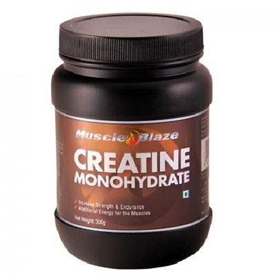 MuscleBlaze Creatine Monohydrate
