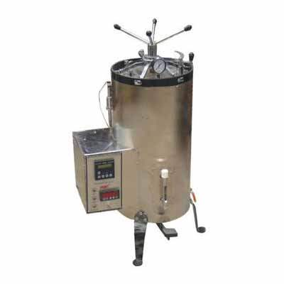 Aarson Stainless Steel Vertical Autoclave