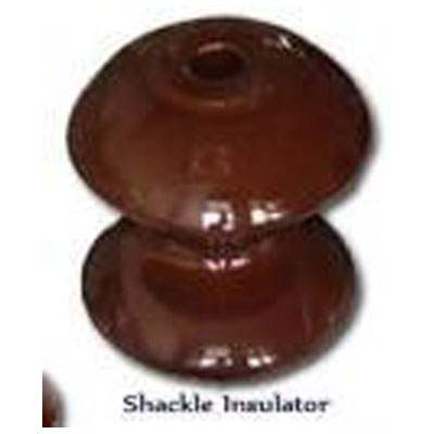 Electrical Erection Items-Shackle Insulator